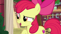 "Apple Bloom ""it's still school, right?"" S8E12"