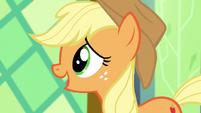 """Applejack """"might have some rustic farm decor"""" S5E3"""