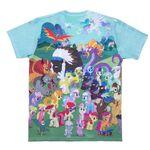 MLP Season One Allover T-shirt back WeLoveFine