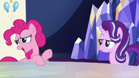"Pinkie Pie ""I don't know what it's like"" S6E25"