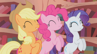 """Pinkie Pie """"We can do it!"""" S1E7"""