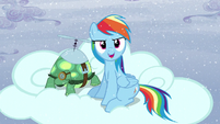 """Rainbow """"maybe I can stop it at the source!"""" S5E5"""
