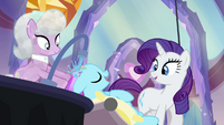 """Rarity in awe """"oh, my!"""" S03E12"""