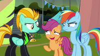 Scootaloo -you two really know each other-- S8E20