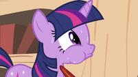 Spike tickling Twilight S02E20