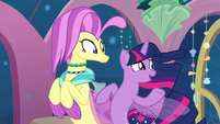 "Twilight ""aquatic pony early development"" S8E6"