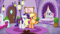 Applejack --we have more time to relax-- S6E10