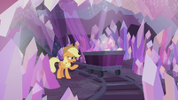 Applejack -it's all just so complicated- S5E20