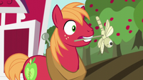 Big Mac hears Apple Bloom S5E17