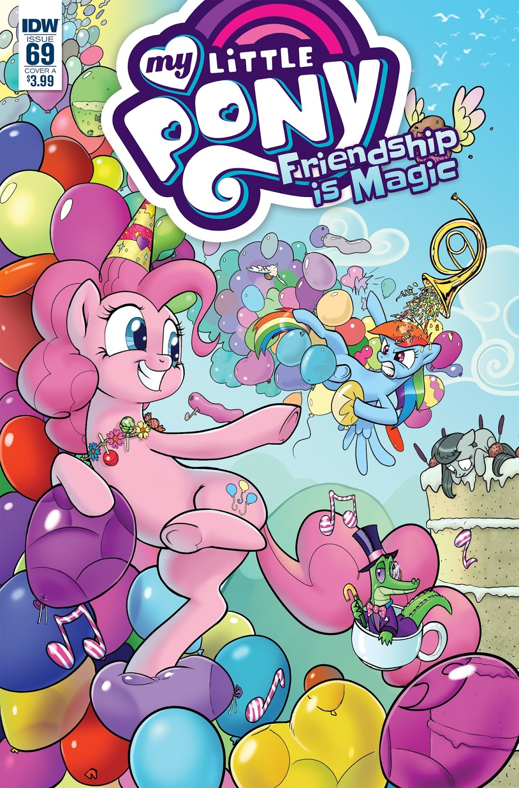 Friendship is Magic Issue 69