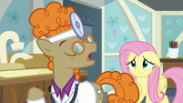 """Dr. Horse """"that wasn't a good sign"""" S7E20"""