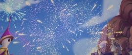 Fireworks over the Friendship Festival MLPTM