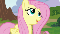 Fluttershy agreeing S4E10