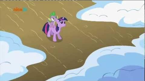 MLP FIM Winter Wrap Up (German) Winter Ade Tag with Lyrics