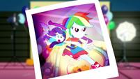 Photo of Rainbow dragging Rarity away SS2