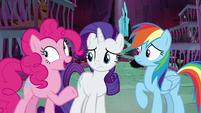 """Pinkie Pie """"or a secret button"""" S8E26"""