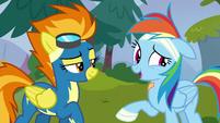 """Rainbow Dash """"so much worse than Crash"""" S6E7"""