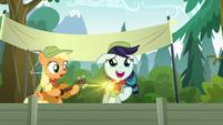 """Rara Singing """"Equestria, a Land of Friends…"""" S5E24"""