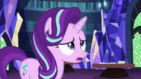 """Starlight Glimmer answering """"hard"""" S7E19"""