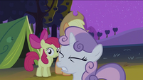 Sweetie Belle 'Just forget it' S2E05