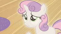 Sweetie Belle -I thought you said you understood- S4E19