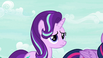 Twilight and Starlight returning to town S7E14