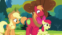 "Apple Bloom ""a misunderstandin' or somethin'"" S7E13"