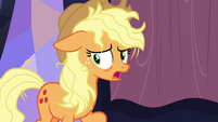 """Applejack """"I didn't know where else to go!"""" S7E14"""