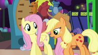 Applejack --the only pony who benefits-- S6E20