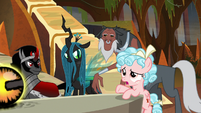 """Cozy Glow """"doesn't ring any bells"""" S9E1"""