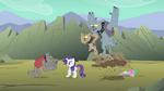 Diamond Dogs attack S01E19