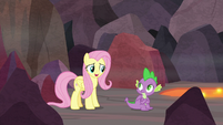 """Fluttershy """"if you're not too busy"""" S9E9"""