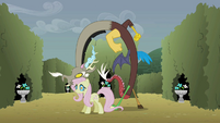 Fluttershy becoming corrupt S2E1