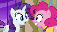 """Pinkie """"we both didn't know what we were talking about!"""" S6E12"""