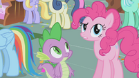 "Pinkie Pie ""I should have known"" S1E05"