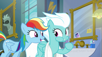 """Rainbow Dash """"the truth of the matter is"""" S6E7"""
