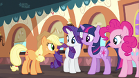 Rarity hey! S2E24