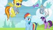 S04E10 Spitfire i Fleetfoot dają Rainbow czas do namysłu