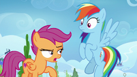 """Scootaloo """"would've been a lot cooler"""" S8E20"""