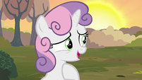 "Sweetie Belle ""feeling sorry for myself"" S8E10"
