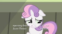 Sweetie with ears down worried S4E19