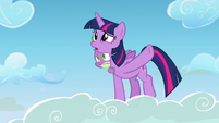 "Twilight ""...for all eternity!"" S5E26"