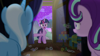 "Twilight ""skip our dinner without telling me"" S6E6"