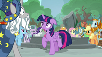 "Twilight Sparkle ""I brought all the Pillars back"" S7E25"
