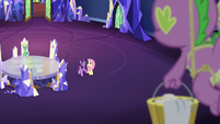 """Twilight Sparkle """"you were supposed to supervise"""" S6E11"""