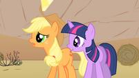 Applejack --Listen, Braeburn-- S1E21