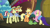 """Flam """"throwing ponies off their game"""" S6E20"""