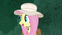 """Fluttershy """"ever tried just talking to them?"""" S9E21"""