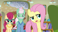 """Fluttershy """"maybe if you stuck with it"""" S6E11"""