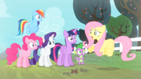 Fluttershy 'And if I did not defend them' S4E07